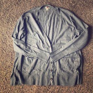 💐 Mossimo cardigan sweater XL.
